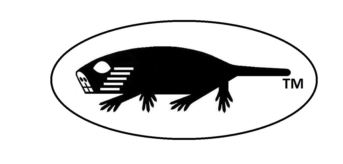 screen-print-molerat-animal-logo-oval-black-outline-13-16-mjd